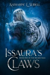 bargain ebooks Issaura's Claws Young Adult Fantasy by Katharine E Wibell