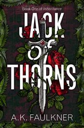 bargain ebooks Jack of Thorns Paranormal Romance by A.K. Faulkner
