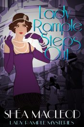 amazon bargain ebooks Lady Rample Steps Out Historical Cozy Mystery by Shéa MacLeod