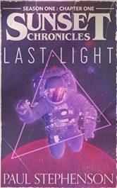 bargain ebooks Last Light SciFi Horror by Paul Stephenson