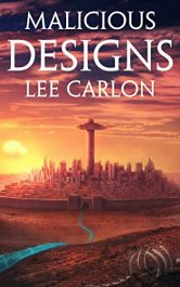 bargain ebooks Malicious Designs Epic Fantasy by Lee Carlon