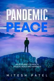 amazon bargain ebooks Pandemic to Peace Mystery by Mitesh Patel