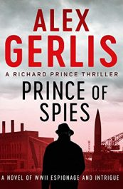 bargain ebooks Prince of Spies Historical Thriller by Alex Gerlis