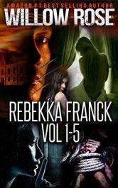 bargain ebooks Rebekka Franck Series Box Set vol 1-5 Mystery by Willow Rose