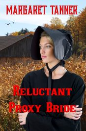 bargain ebooks Reluctant Proxy Bride Historical Romance by Margaret Tanner