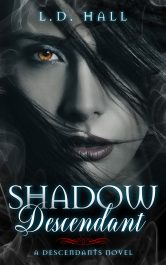 amazon bargain ebooks Shadow Descendant Paranormal Romance by L.D. Hall