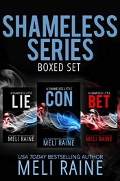 bargain ebooks Shameless Series Boxed Set Romantic Suspense by Meli Raine