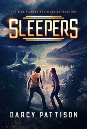 amazon bargain ebooks Sleepers Science Fiction by Matt Shaw