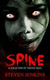 amazon bargain ebooks Spine Horror by Ruth Hartzler