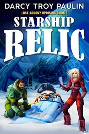 bargain ebooks Starship Relic Science Fiction by Darcy Troy Paulin