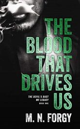 bargain ebooks The Blood That Drives Us Erotic Romance by M.N. Forgy