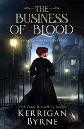 bargain ebooks The Business of Blood Historical Fiction by Kerrigan Byrne