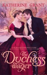 bargain ebooks The Duchess Wager Regency/Historical Romance by Katherine Grant