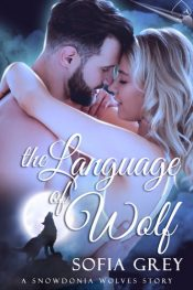 bargain ebooks The Language of the Wolf Paranormal Romance by Sofia Grey