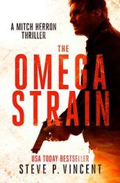 bargain ebooks The Omega Strain Thriller by Steve P. Vincent