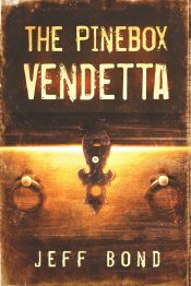 bargain ebooks The Pinebox Vendetta Mystery by Jeff Bond
