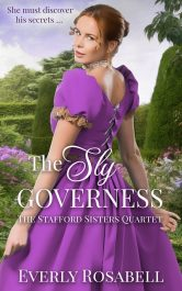 bargain ebooks The Sly Governess Historical Romance by Everly Rosabell
