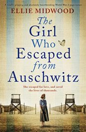 amazon bargain ebooks The Girl Who Escaped from Auschwitz Historical Fiction by Ellie Midwood