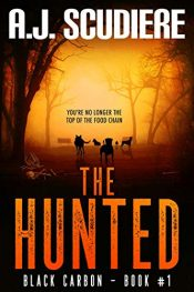amazon bargain ebooks The Hunted Horror by A.J. Scudiere
