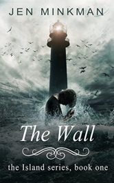 amazon bargain ebooks The Wall Young Adult/Teen SciFi by Jen Minkman