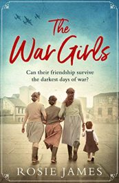 amazon bargain ebooks The War Girls Historical Fiction by Rosie James
