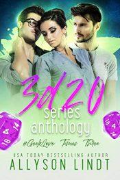 amazon bargain ebooks 3d20 Series Anthology Erotic Romance by Allyson Lindt