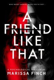 bargain ebooks A Friend Like That Psychological Thriller by Marissa Finch
