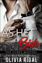 amazon bargain ebooks As He Bids Steamy Young Adult/Teen Romance by Olivia Rigal