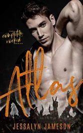 bargain ebooks Atlas: A Dirty Rockstar Romance Erotic Romance by Jessalyn Jameson