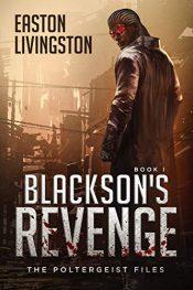 bargain ebooks Blackson's Revenge Fantasy Action Drama by Easton Livingston