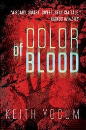 bargain ebooks Color of Blood Action Thriller by Keith Yocum