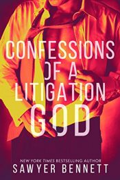 amazon bargain ebooks Confessions of a Litigation God Erotic Romance by Sawyer Bennett