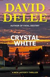 bargain ebooks Crystal White Crime Thriller by David Delee