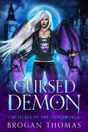 bargain ebooks Cursed Demon Urban/Paranormal Fantasy by Brogan Thomas