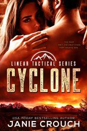 bargain ebooks Cyclone Romantic Suspense by Janie Crouch