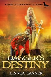 amazon bargain ebooks Dagger's Destiny Historical Fiction Fantasy by Linnea Tanner
