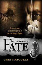 bargain ebooks Entanglement Of Fate Historical Mystery, Thriller by Chris Brookes