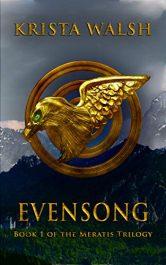 amazon bargain ebooks Evensong Historical Fantasy/Adventure by Krista Walsh