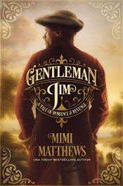 bargain ebooks Gentleman Jim: A Tale of Romance and Revenge Historical Fiction by Mimi Matthews
