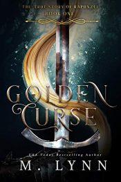 amazon bargain ebooks Golden Curse Fantasy by M. Lynn