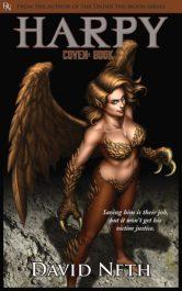 bargain ebooks Harpy (Coven, Book 1) Urban Fantasy by David Neth