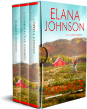 bargain ebooks Hope Eternal Ranch Boxed Set Sweet Clean Western Romance by Elana Johnson
