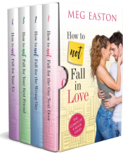 bargain ebooks How to Not Fall in Love: A Sweet Romantic Comedy Complete Series Comedy Romance by Meg Easton