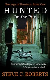 amazon bargain ebooks Hunted: On the Run Horror by Steve C. Roberts
