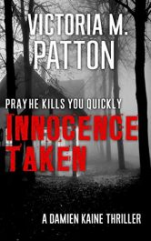 amazon bargain ebooks Innocence Taken Thriller by Victoria M. Patton