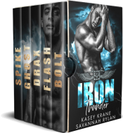 bargain ebooks Iron Thunder MC Contemporary Romance by Savannah Rylan