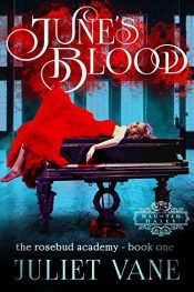 bargain ebooks June's Blood Young Adult/Teen Horror by Juliet Vane