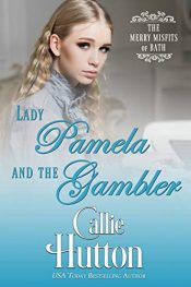 bargain ebooks Lady Pamela and the Gambler Historical Fiction by Callie Hutton