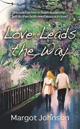 bargain ebooks Love Leads the Way Sweet Contemporary Romance by Margot Johnson