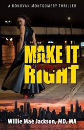 amazon bargain ebooks Make It Right Legal Thriller by Willie Mae Jackson